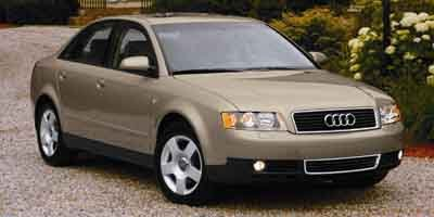 2004 Audi A4 18T Turbocharged All Wheel Drive Traction Control Stability Control Tires - Front