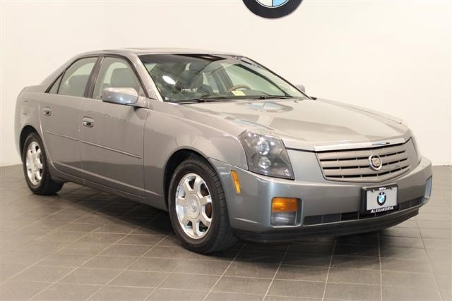 Tothego - Light Platinum 2004 Cadillac Cts ..._1