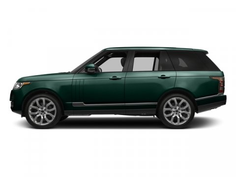 2016 Land Rover Range Rover Autobiography