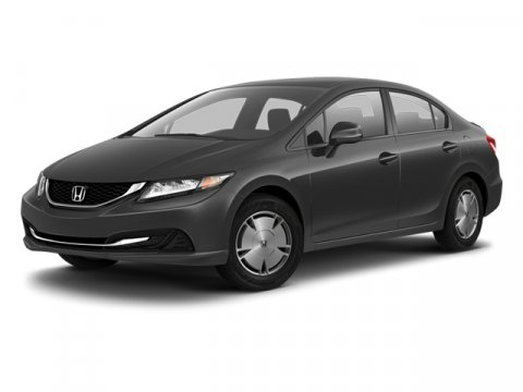 2013 HONDA Civic Sdn HF