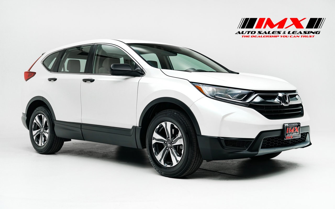 2018 Honda CR-V LX LX 2WD Regular Unleaded I-4 2.4 L/144 [0]