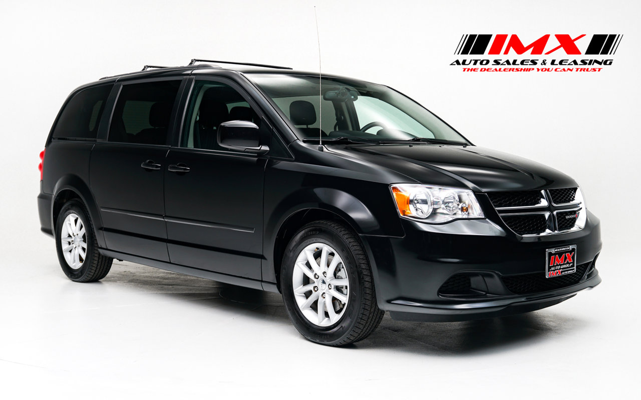 2016 Dodge Grand Caravan SXT 4dr Wgn SXT Regular Unleaded V-6 3.6 L/220 [1]