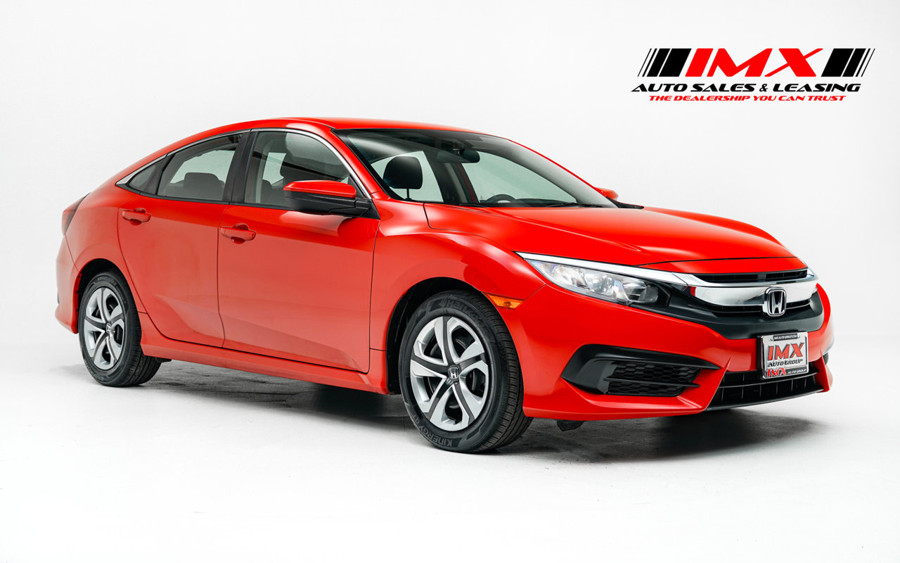 2017 Honda Civic Sedan LX LX CVT Regular Unleaded I-4 2.0 L/122 [28]