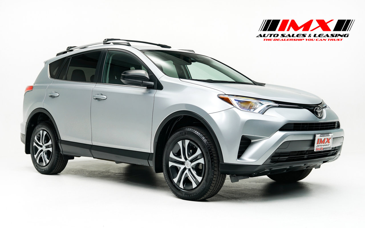 2018 Toyota RAV4 LE LE FWD Regular Unleaded I-4 2.5 L/152 [20]