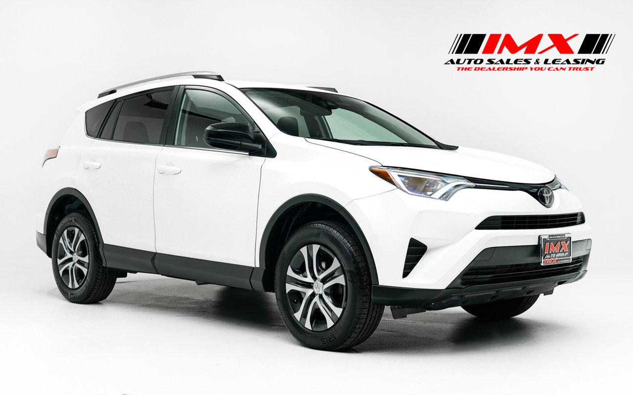 2018 Toyota RAV4 LE LE FWD Regular Unleaded I-4 2.5 L/152 [21]