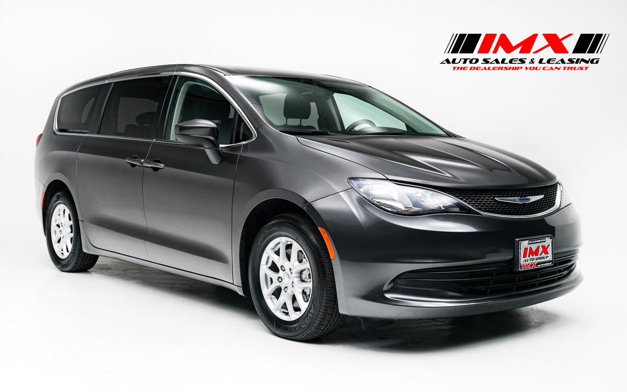 2019 Chrysler Pacifica LX LX FWD Regular Unleaded V-6 3.6 L/220 [13]
