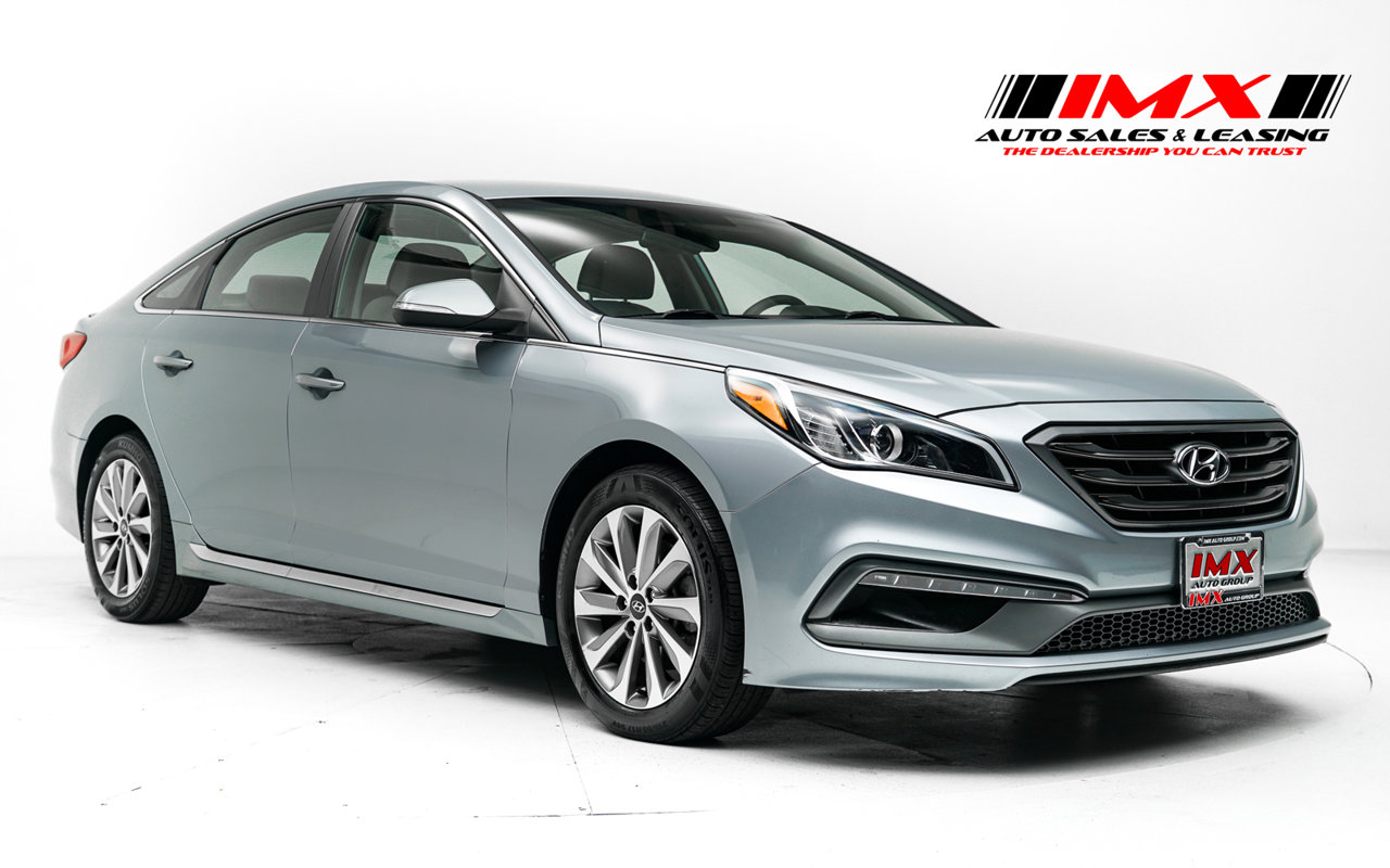 2017 Hyundai Sonata Sport Sport 2.4L Regular Unleaded I-4 2.4 L/144 [2]