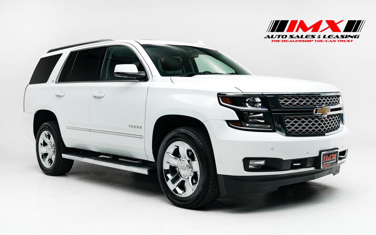 2017 Chevrolet Tahoe LT 4WD 4dr LT Gas/Ethanol V8 5.3L/325 [2]
