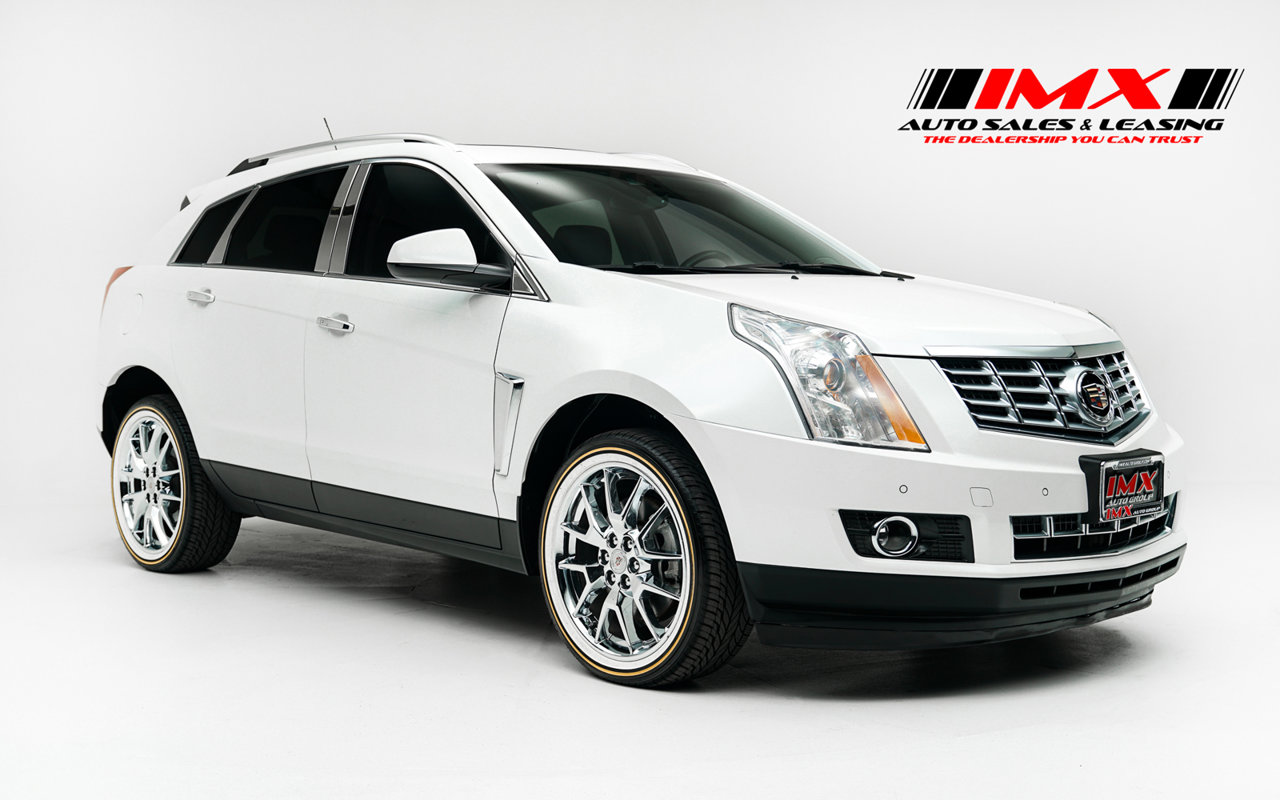 2015 Cadillac SRX Performance Collection FWD 4dr Performance Collection Gas V6 3.6L/217 [16]