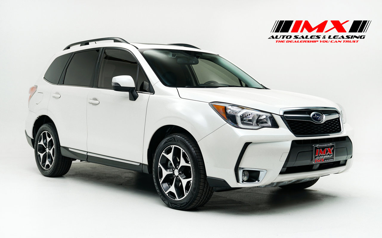 2015 Subaru Forester 2.0XT Touring 4dr CVT 2.0XT Touring Intercooled Turbo Premium Unleaded H-4 2.0 L/122 [8]