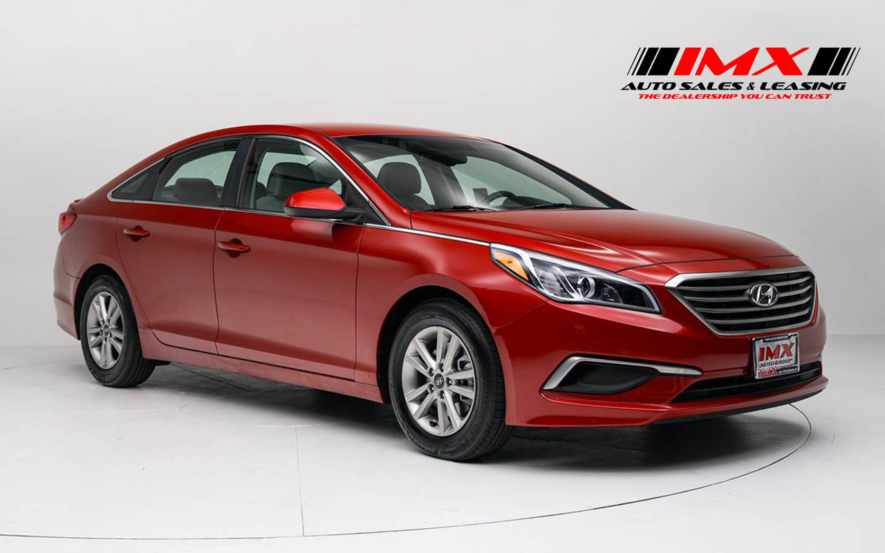 2017 Hyundai Sonata SE SE 2.4L Regular Unleaded I-4 2.4 L/144 [2]