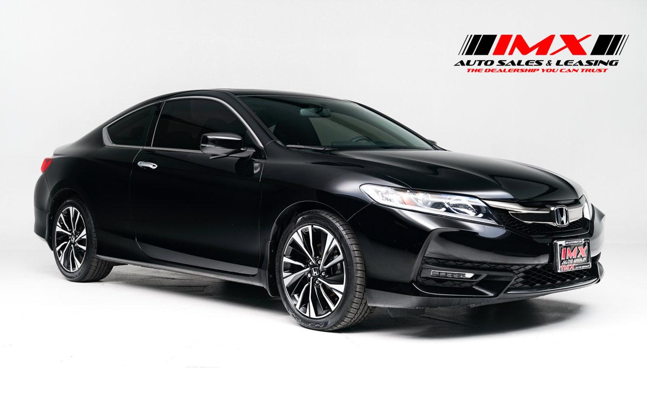 2017 Honda Accord Coupe EX EX CVT Regular Unleaded I-4 2.4 L/144 [26]