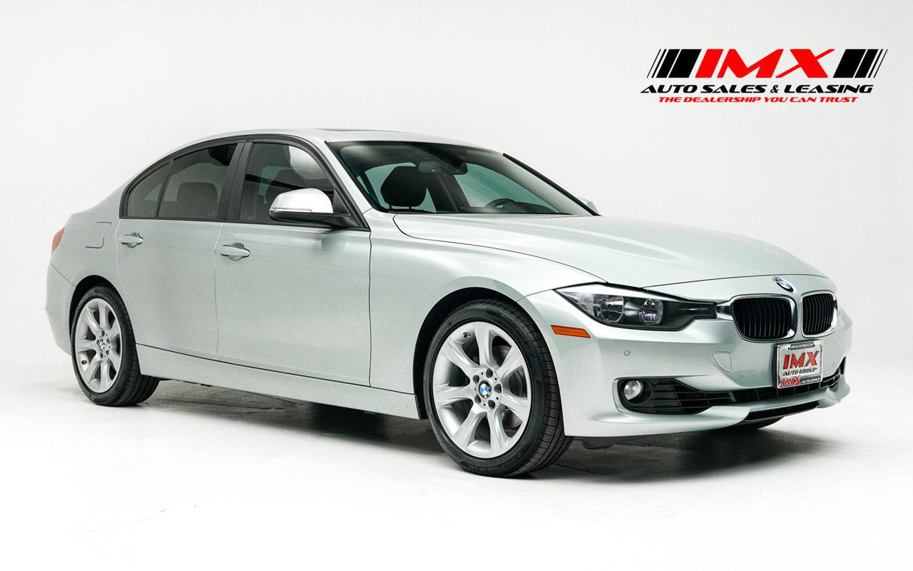 2015 BMW 3 Series 328i 4dr Sdn 328i RWD SULEV Intercooled Turbo Premium Unleaded I-4 2.0 L/122 [4]