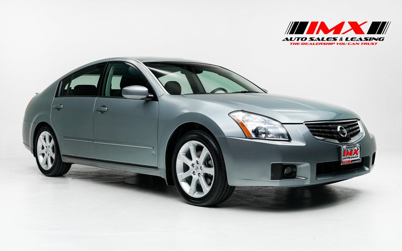 2007 Nissan Maxima 3.5 SE 4dr Sdn V6 CVT 3.5 SE Gas V6 3.5L/213 [1]