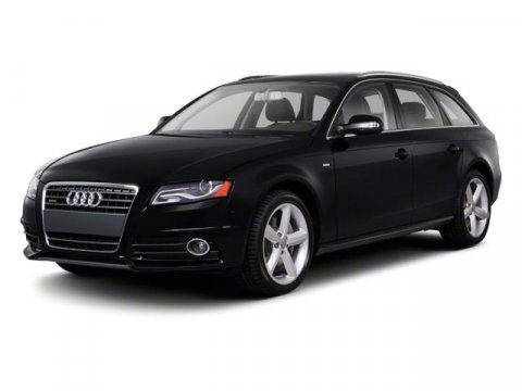 SILVER 2011 Audi A4