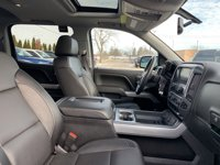 2017 Chevrolet Silverado 1500 LTZ Crew Cab 4x4 Z71 Off Road
