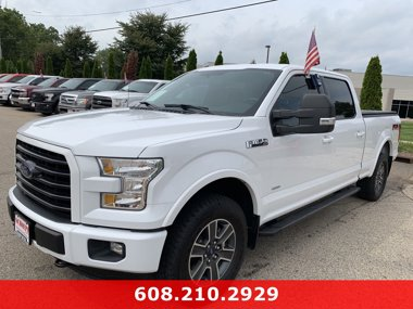 2016 Ford F-150 XLT Super Crew 4x4 FX4 Off Road