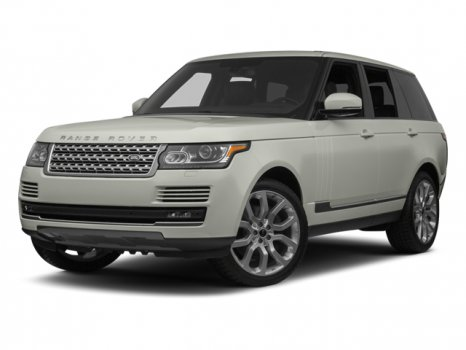2014 Land Rover Range Rover 50L V8 Supercharged