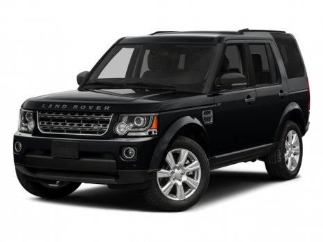 2015 Land Rover LR4 LUX