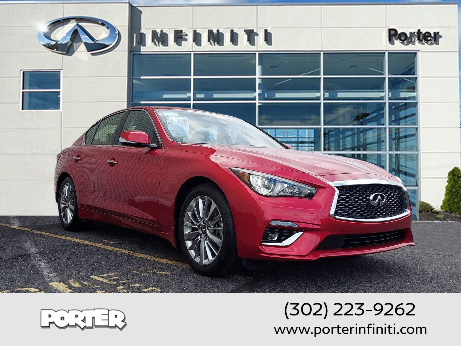 2021 INFINITI Q50 3.0t LUXE 3.0t LUXE AWD Twin Turbo Premium Unleaded V-6 3.0 L/183 [4]