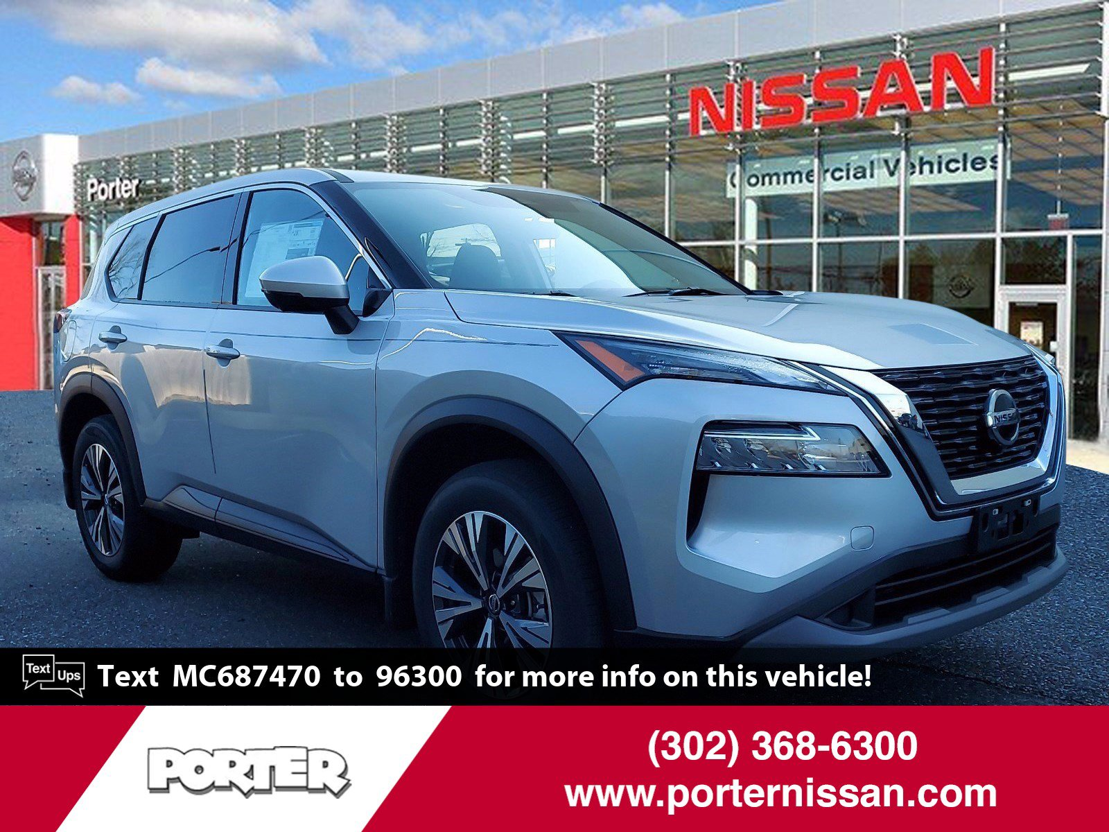2021 Nissan Rogue SV AWD SV Regular Unleaded I-4 2.5 L/152 [13]