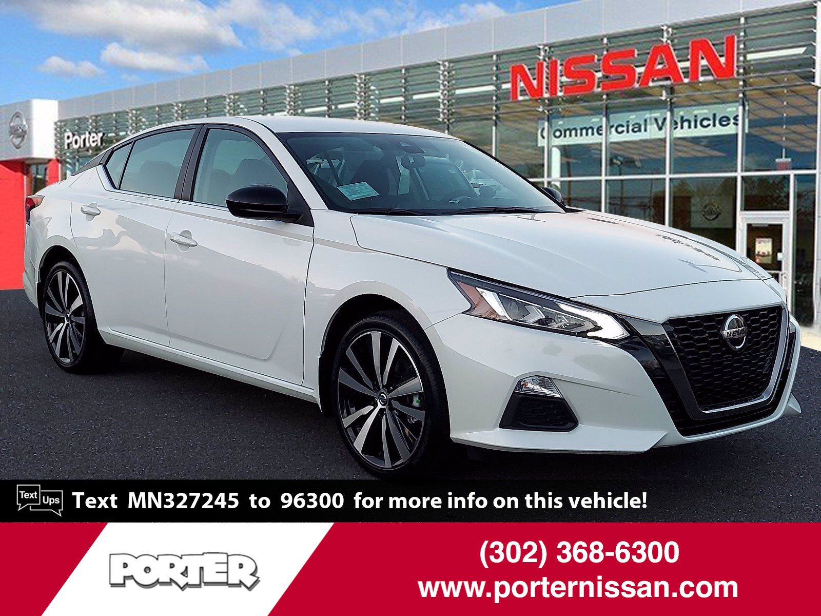 2021 Nissan Altima 2.5 SR 2.5 SR AWD Sedan Regular Unleaded I-4 2.5 L/152 [5]