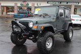 2003 Jeep Wrangler X Lifted 35's Winch