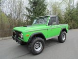 1976 Ford Bronco 4x4 5.0 4 Spd Automatic