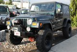 2006 Jeep Wrangler 2dr Unlimited Rubicon LWB Lifted