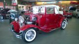 1931 Ford Model A Candy apple Show Car