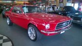 1967 Ford Mustang Factory C Code