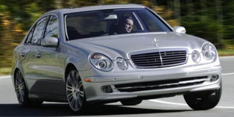 2006 Mercedes-Benz E-Class near El Cajon CA 92020 for $11,995.00