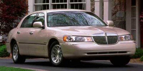 1998 Lincoln Town Car near Wichita KS 67209 for $399.00