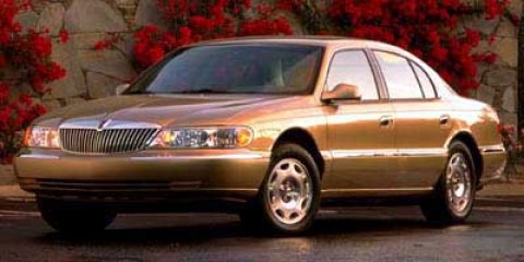 1999 Lincoln Continental near Wichita KS 67207 for $3,999.00