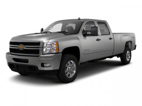 2013 Chevrolet Silverado 3500