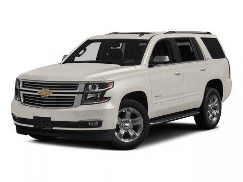 Vehicles: Chevrolet Tahoe