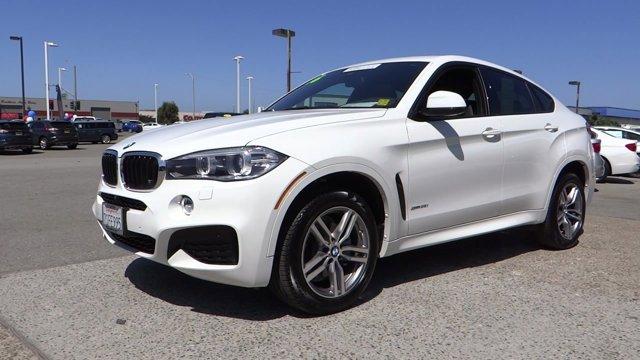 2016 BMW X6 XDR35I