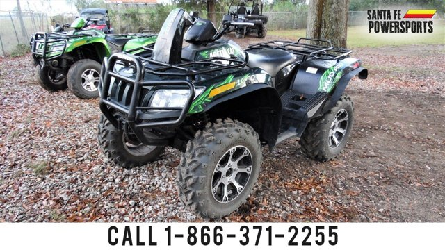 2013 Arctic Cat Mudpro 1000 - picture 4