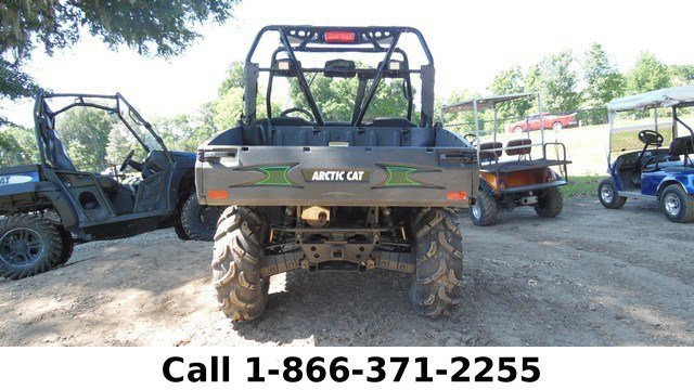 2012 ARCTIC CAT 700 HDX - picture 6