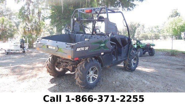 2012 ARCTIC CAT 700 HDX - picture 1