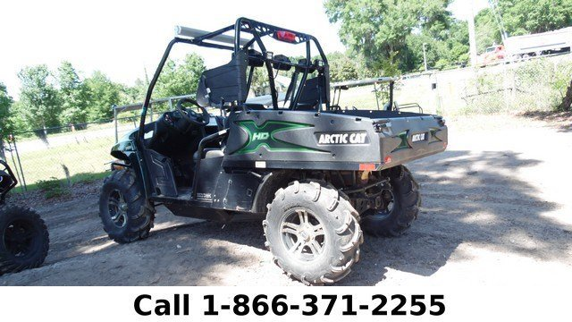 2012 ARCTIC CAT 700 HDX - picture 7
