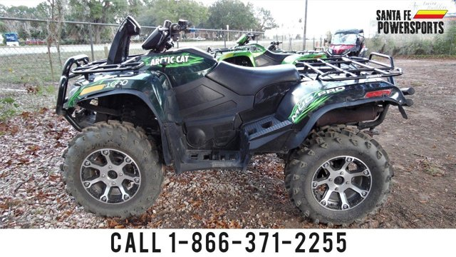 2013 Arctic Cat Mudpro 1000 - picture 9