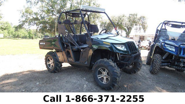 2012 ARCTIC CAT 700 HDX - picture 2