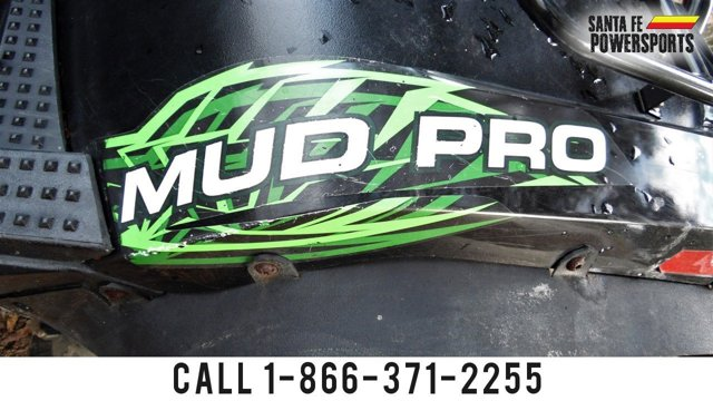 2013 Arctic Cat Mudpro 1000 - picture 31