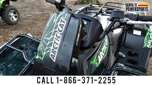 2013 Arctic Cat Mudpro 1000 - picture 18