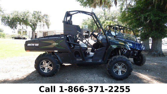 2012 ARCTIC CAT 700 HDX - picture 5