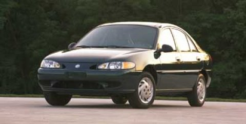 1999 Mercury Tracer - picture 1