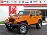 2012 Jeep Wrangler Rubicon 4x4