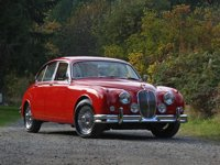 1961 Jaguar Mark II 3.4 Saloon