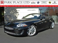 2010 Jaguar XKR Convertible